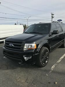 Ford expedition platinium blackout