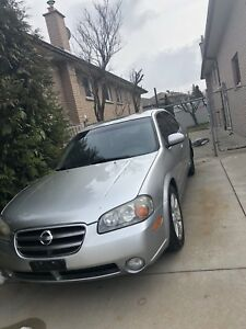 2003 Nissan Maxima need gone asap OBO