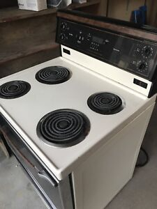Used Kenmore Electric Stove