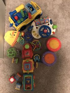 Baby toys/ toddler toy lot