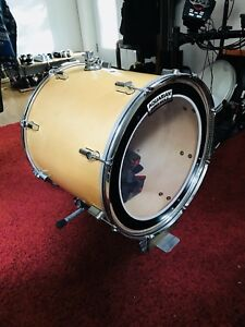 """Sonor Force 3007 """"Bass Drum"""" with case"""