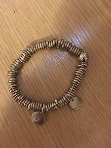 T & Co silver bracelet