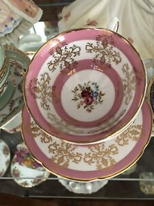 Royal Grafton Fine Bone China Tea Cup and Saucer