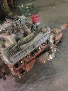 1970 Dodge 340 engine and 4spd trans
