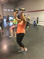 Unlimited BootCamp/Aerobic Dance  for $89/month in Brampton