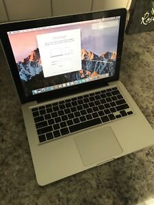 "2010 MacBook Pro 13"" (512GB SSD)"