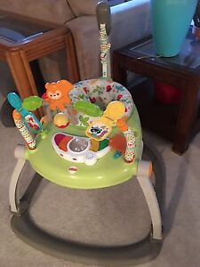 Fisher price collapsible jumper