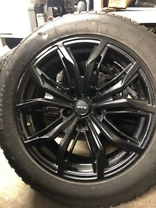 "17"" Rims and tire mags"