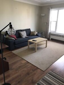 Short term or long term furnished apartment