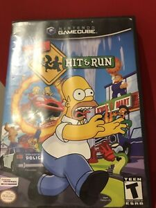 Nintendo Game cube simpson