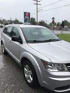 2014 Dodge Journey with extended warranty   NEW PRICE