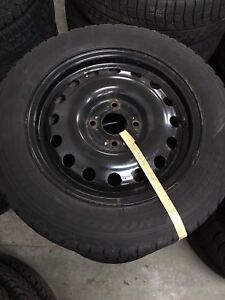 Ford Focus winter snow tires 4 bolt