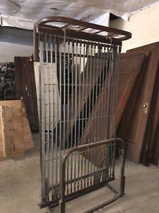 Antique 1920's Murphy Beds, Solid Wood Doors and Lockers