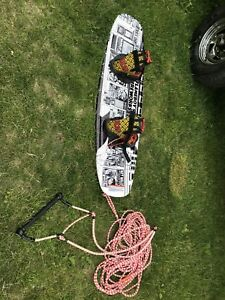 Wakeboard like new