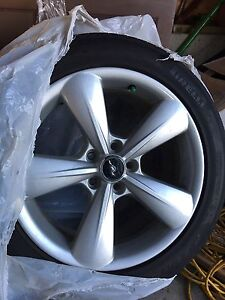 OEM Ford Mustang GT Rims - 18""