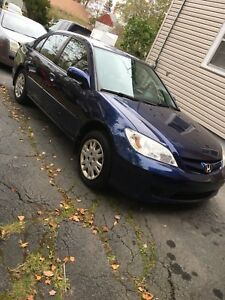 2004 Honda Civic $2400