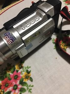 Handheld camcorder (antique)