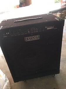 Fender rumble bass guitar amp 100 watts Queenscliff Manly Area Preview