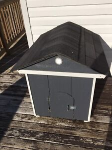 Great Insulated Dog House