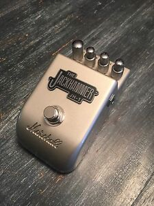 Marshall JH-1 Jackhammer Overdrive/Distortion Pedal