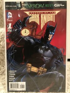 DC Comics Legends Of The Dark Knight #1
