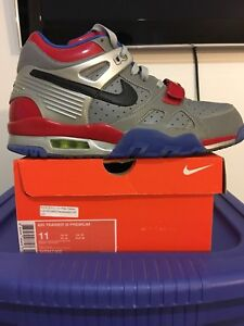 Nike Air Trainer III Transformers Pack Optimus DS New in Box