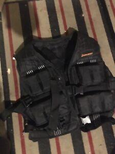 Iron Body 40lb weight vest