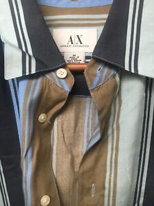 Armani X.  /. Armani exchange.  Fashion Top medium