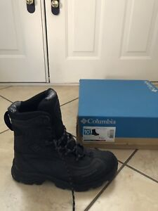 Men's Columbia Bugaboot Winter Boot barely worn size 10.5