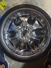 "18"" G2 Rims/Tires Package - G2-138 - MULTISTUD - 90% ++ tread Kellyville Ridge Blacktown Area Preview"