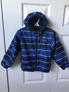 Boys Spring/Early Fall Jacket; size 4T; Columbia