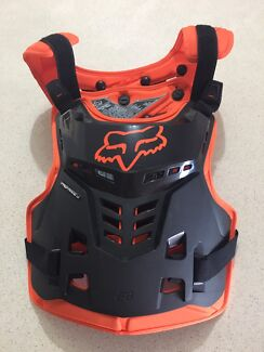 Wanted: Kids fox chest plate