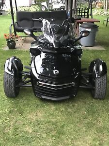 Can-Am Spyder F3 S 2015