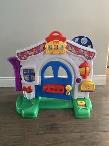 Fisher Price Laugh & Learn house