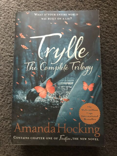 Torn Amanda Hocking Book