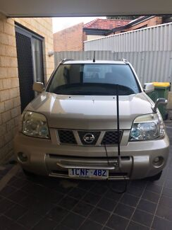 2007 Nissan X Trail T30 ST-S X-Treme (4x4) Bentley Canning Area Preview