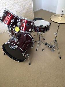 Mapex drum kit Eumundi Noosa Area Preview