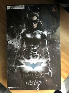 Play Arts Kai Catwoman Action Figure