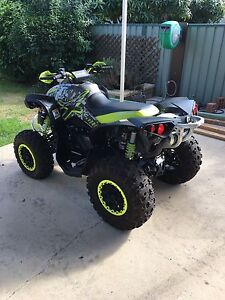 2015 Can-am renegade 1000xxc digital camo Quad Panania Bankstown Area Preview