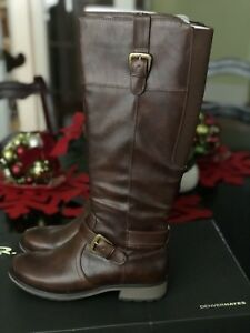 Ladies size 9 Brown Boots from Marks Work Warehouse