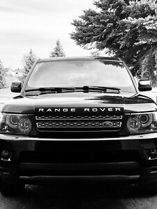 Range Rover Sport Supercharged (2013)