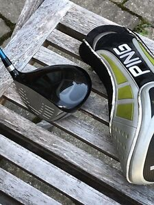 Ping Rapture 460cc Driver - left