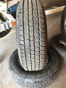 Lt245/75r16 used all season