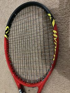 Sparingly used: Wilson 6.1 Hyper Carbon Tennis Racket