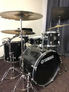 Yamaha Gigmaker Drum Kit (w/ practice cymbals)