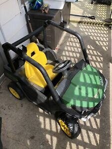 Kids John Deere power wheels