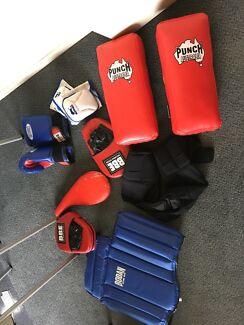 Tae kwon do/ boxing gear