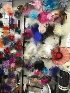 Tea Hats & Fascinators