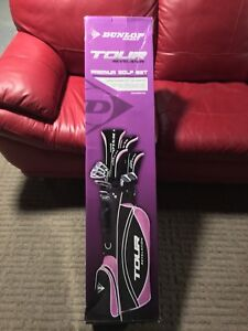 Ladies Dunlop Tour Revelation Golf Clubs NEW Left