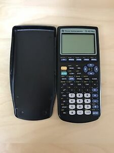 Graphing Calculator TI-83 Plus